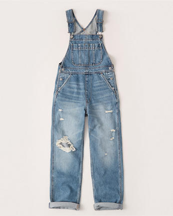 ANFUltra High Rise Straight Overalls