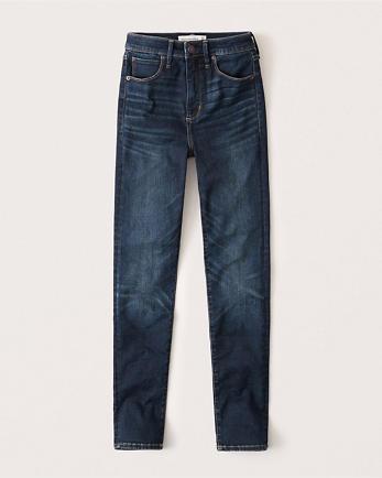 ANFCurve Love High Rise Super Skinny Jeans