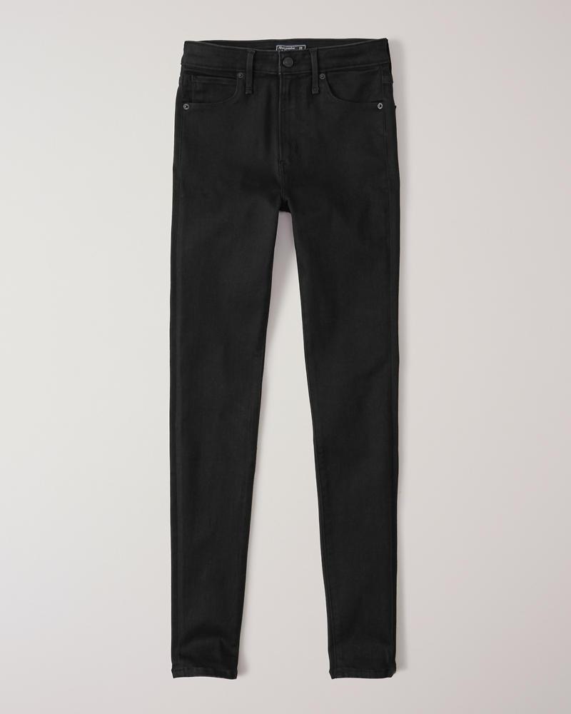 4799039958d6 Womens High Rise Super Skinny Jeans