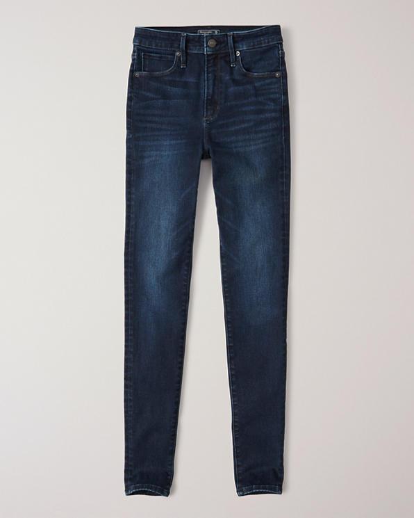Damen Sculpt High Rise Super Skinny Jeans   Damen Unterteile