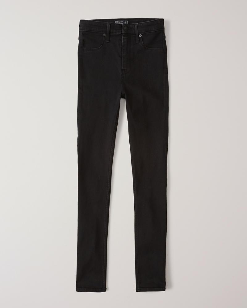 580a24dec74be Womens High Rise Jean Legging | Womens Bottoms | Abercrombie.com