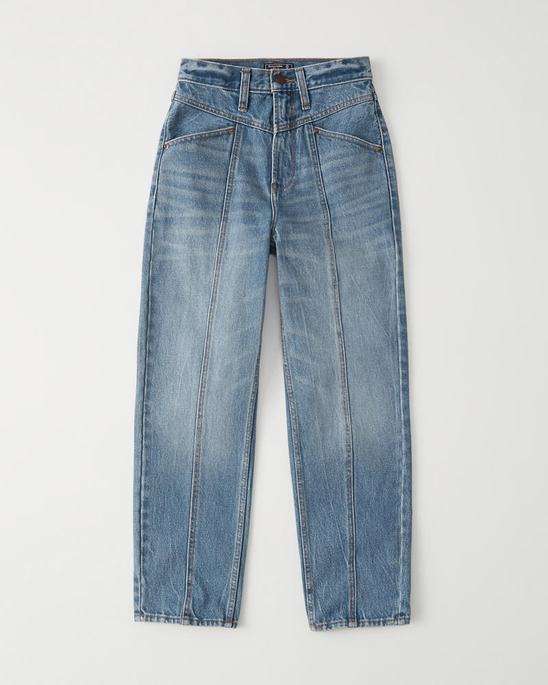 Ultra High Rise Relaxed Mom Jeans
