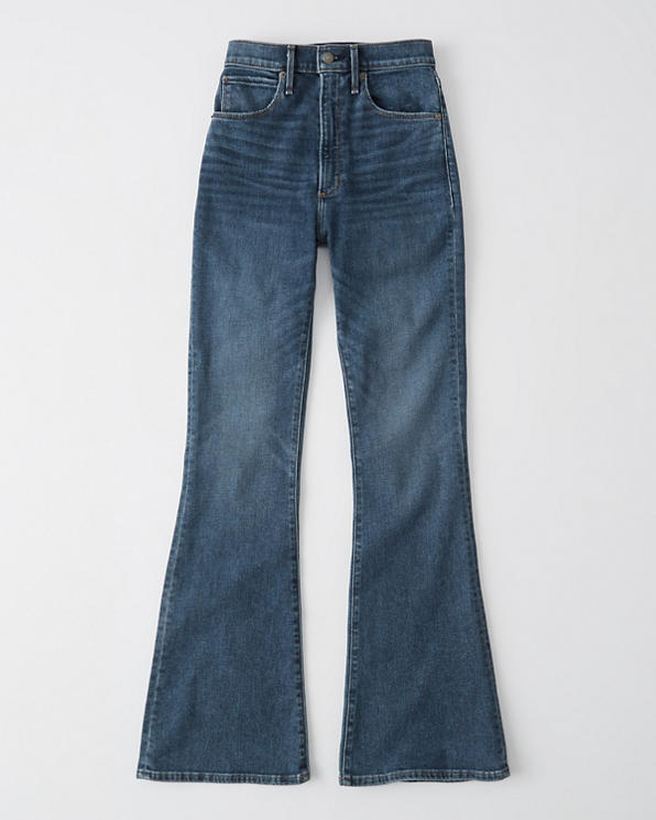 big clearance sale low cost 2020 Womens Ultra High Rise Flare Jeans | Womens Sale ...