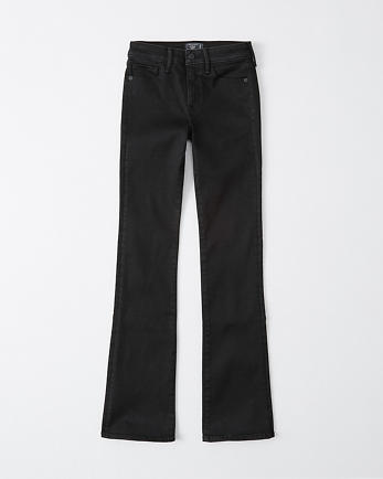ANFMid Rise Bootcut Jeans