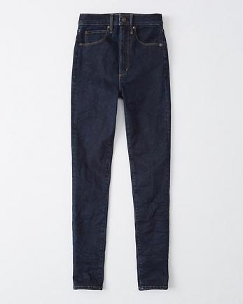 ANFUltra High Rise Super Skinny Jeans
