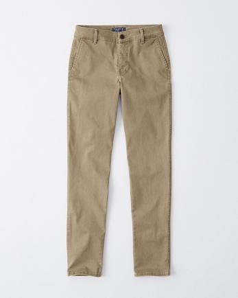 ANFMid Rise Chino Pants