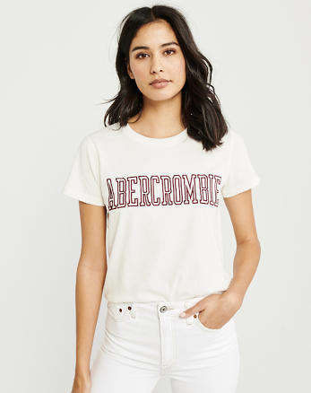 8b776167 Womens Graphic Tees | Abercrombie & Fitch