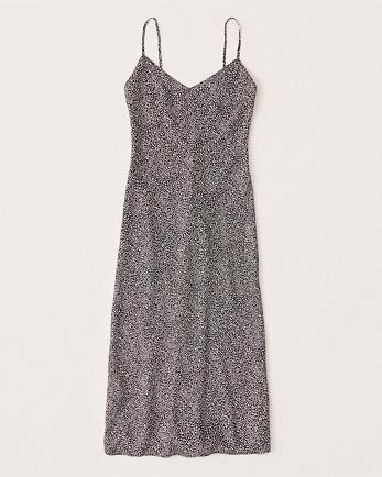 ANFSatin Slip Dress