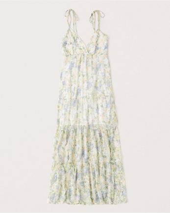 ANFLove-Struck Maxi Dress