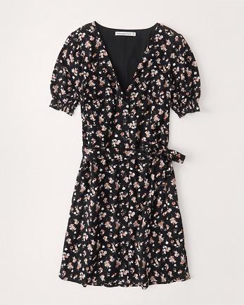 ANFButton-Down Mini Dress