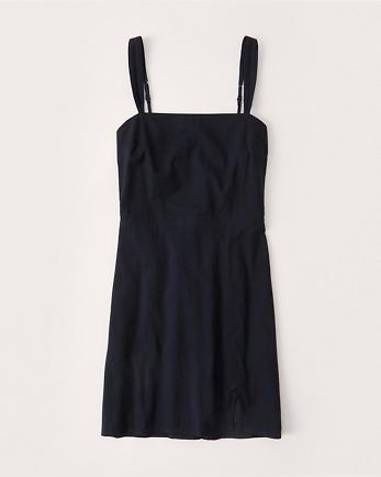 ANFWide Strap Mini Dress