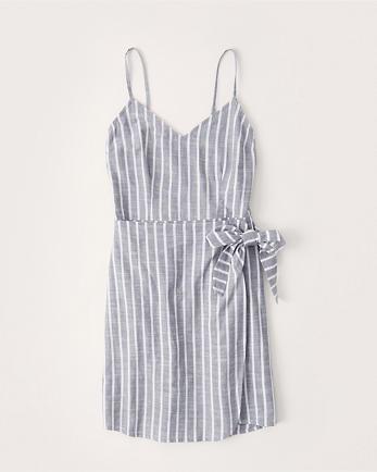 ANFWrap Mini Dress