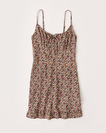 ANFRuffle Hem Dress