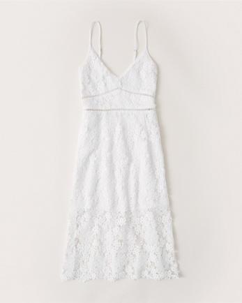 ANFLace Midi Dress