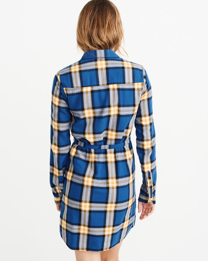 Womens Flannel Shirt Dress Womens Clearance Abercrombie