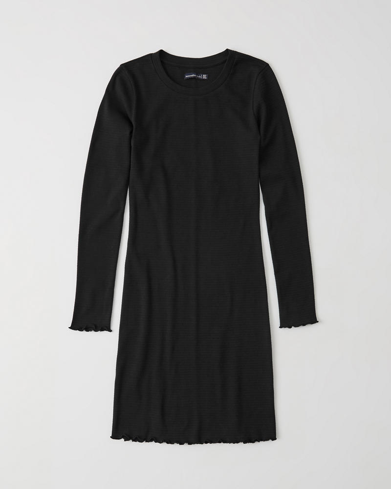 Long Sleeve Bodycon Dress by Abercrombie & Fitch