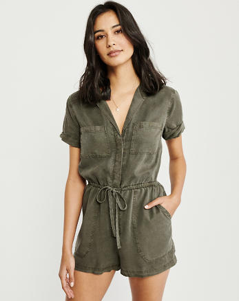 2db37af9efa Womens Rompers   Jumpsuits. New! Utility Romper