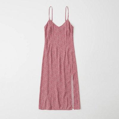 dd4de0f801 Cami Maxi Dress | Abercrombie.sg