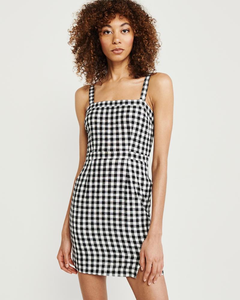 f8f1123f0aa1d Womens Mini Cami Dress | Womens Dresses & Rompers | Abercrombie.com