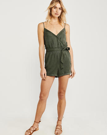 8c6af25c893 Womens Rompers & Jumpsuits   Abercrombie & Fitch