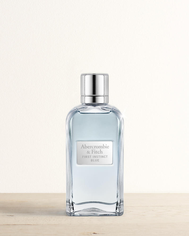 First Instinct Blue For Her Perfume by Abercrombie & Fitch