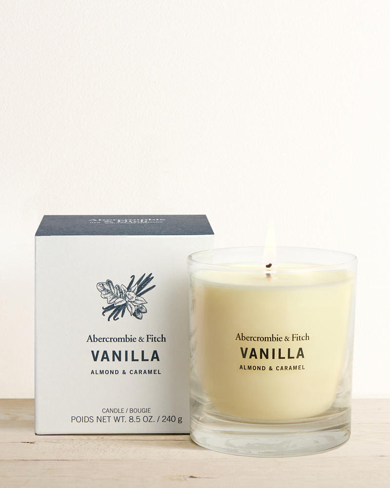 Warm Vanilla Candle by Abercrombie & Fitch