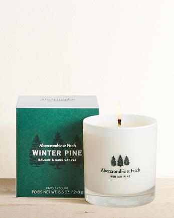 ANFWinter Pine Candle