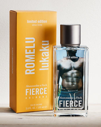 16cbe8f60df Limited Edition Fierce Cologne