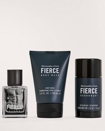 ANFFierce Weekend Kit