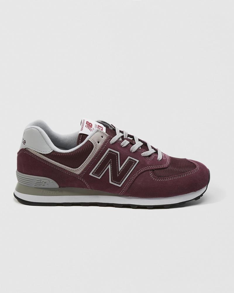 515e0a22273bb Mens New Balance 574 | Mens Shoes | Abercrombie.com