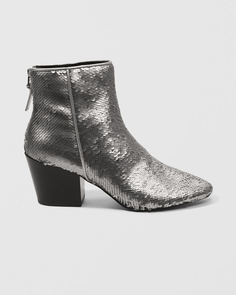 b970bc01c6b Womens Dolce Vita Sequin Coltyn Bootie