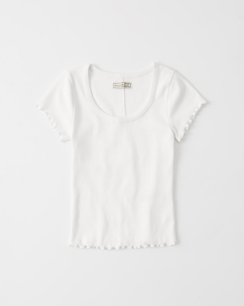 Tee In Slim Fit by Abercrombie & Fitch