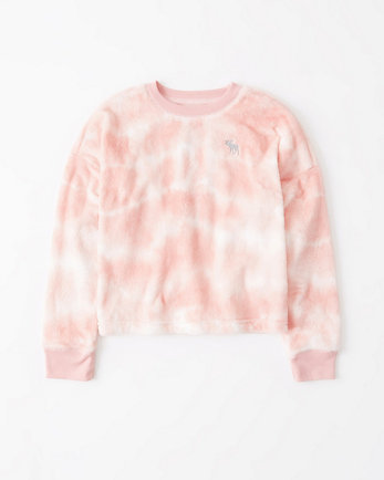 kidsicon fleece sleep shirt