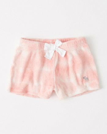 VS Pink cozy Sleep shorts new size small