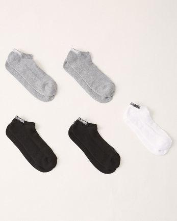 kids5-pack ankle socks