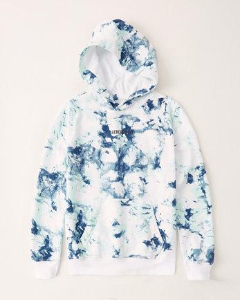 kidslogo hoodie