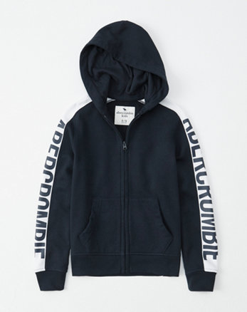 6071ee123a4d4 boys zip up hoodies | abercrombie kids
