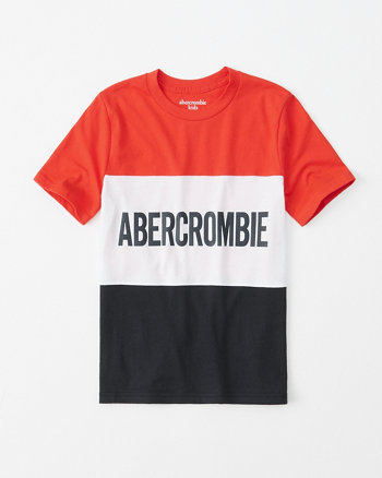 88a971ea0 boys tees & henleys | abercrombie kids