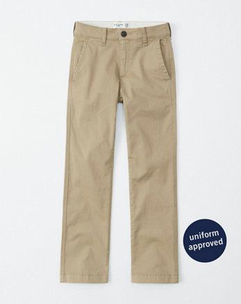 f10beb9e37acf straight chino pants