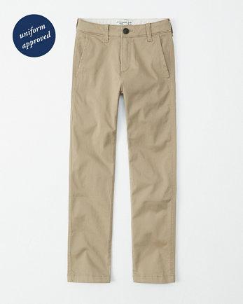 kidsskinny chino pants