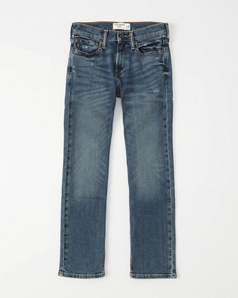 kidsbootcut jeans