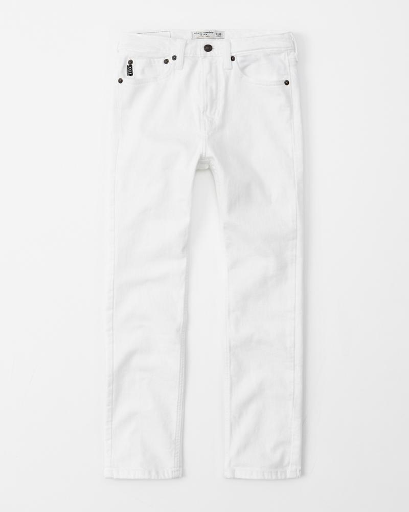 ffa51f60fbfa8 boys skinny jeans | boys bottoms | Abercrombie.com