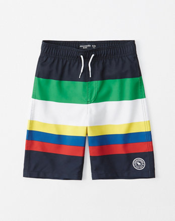 02a98ebd932 boys swim trunks | abercrombie kids