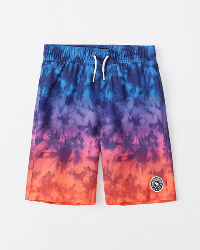 42e05b232a boys printed boardshorts | boys swimwear | Abercrombie.com
