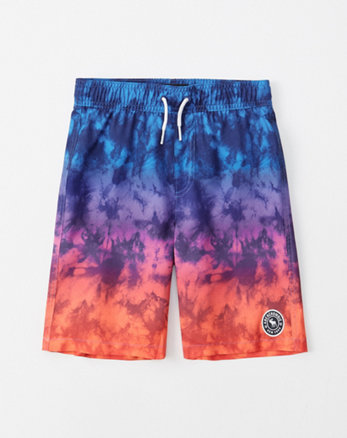 f933beb0af2 boys swim trunks. pattern-changing boardshorts ...
