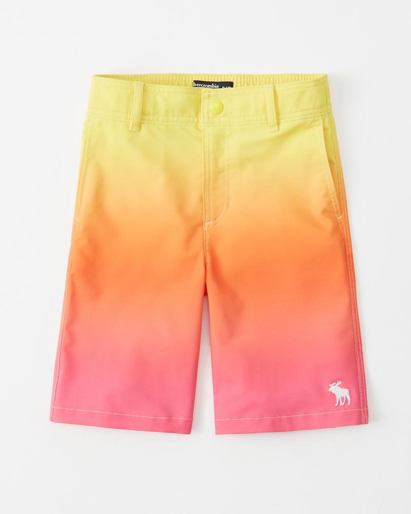 6d879eefa1 boys fast-drying printed swim shorts | boys swimwear | Abercrombie.com