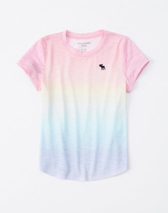 10a689f30e girls t-shirts | abercrombie kids