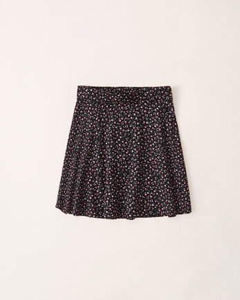 kidshigh rise mini skirt