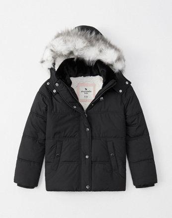 Girls Coats Jackets Abercrombie Kids