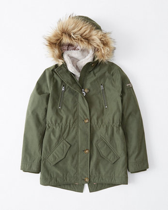kids3 in 1 parka